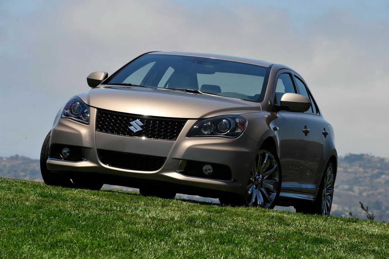 Suzuki Kizashi Safety Rating