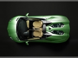 thumbs lamborghini aventador roadster green 02 at Lamborghini Aventador Roadster Color Renderings