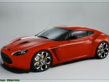 2011 Aston Martin V12 Zagato