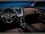 2010 Chevrolet Equinox LTZ Computer Generated Image