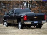 The 2013 Bi-Fuel Chevrolet Silverado HD