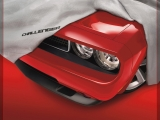 Dodge Challenger fitted car cover