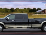 Ram Long-Hauler Concept. The Ram Long-Hauler Concept is one-off