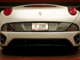 DMC Ferrari California 3S Silver Carbon Fiber