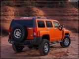 thumbs 2008 hummer h3 alpha rear at Hummer History & Photo Gallery