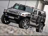 thumbs 2009 cfc hummer h2 front 3 at Hummer History & Photo Gallery