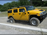 thumbs 2009 hummer h2 front side at Hummer History & Photo Gallery