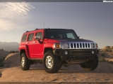 thumbs 2009 hummer h3 front 3 at Hummer History & Photo Gallery