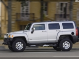thumbs 2009 hummer h3 side at Hummer History & Photo Gallery