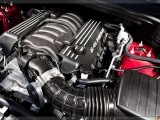 2012 Jeep Grand Cherokee SRT8 6.4-liter HEMI V-8 engine