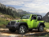 Jeep® Wrangler Mountain: New special edition-model with authent