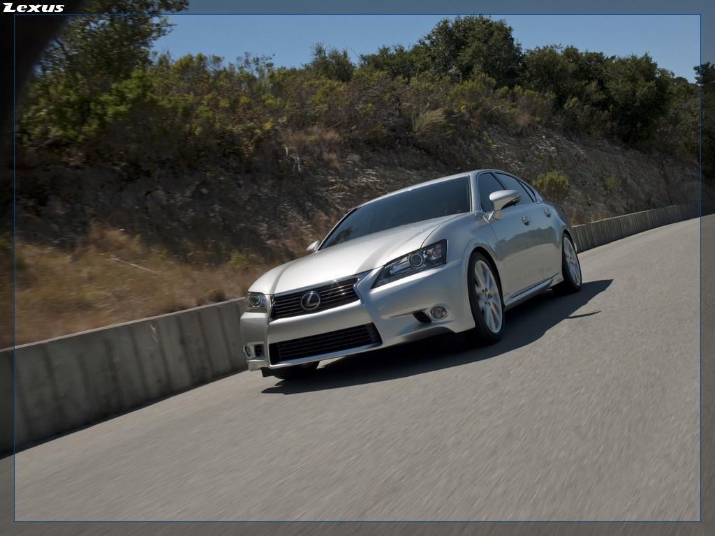 Фотографии Lexus GS Фотография #41 …