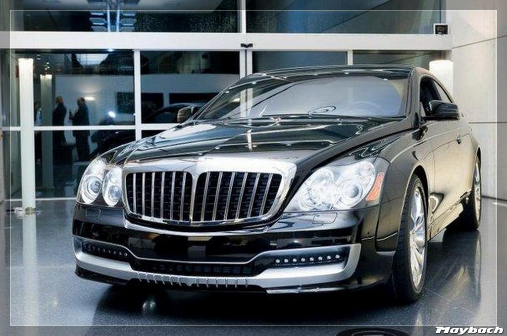 Xenatec Maybach Cruiserio Coupe - лю…