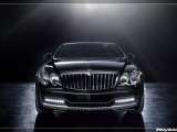 thumbs 2010 maybach 57s coupe front at Maybach History & Photo Gallery