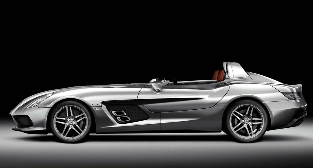 Mercedes Slr Mclaren 2011. Car Images