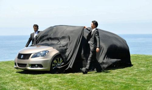 2010 suzuki kizashi at 2010 Suzuki Kizashi pricing announced
