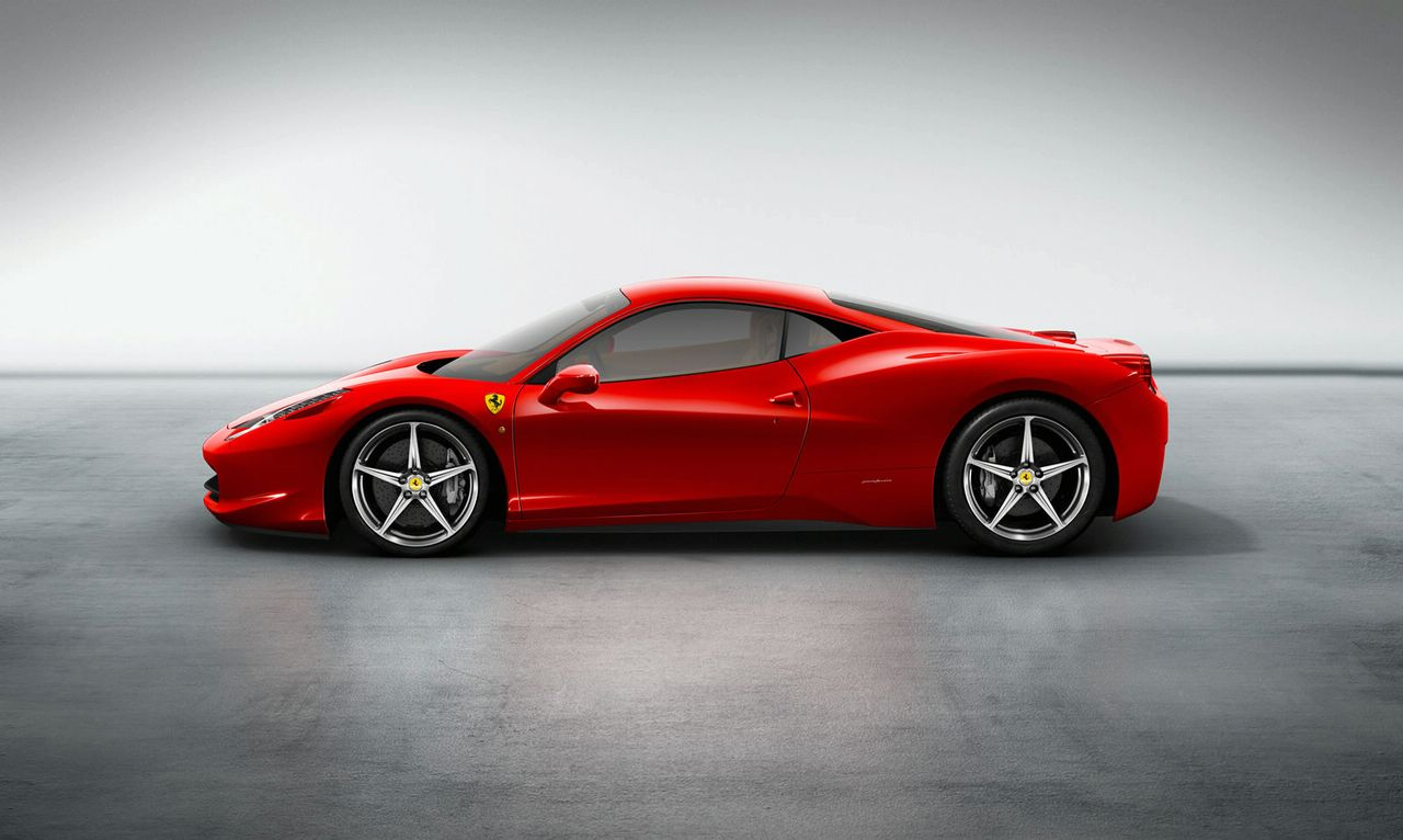 Ferrari 458 Italia 2 at Ferrari 458 Italia   F430s replacement revealed