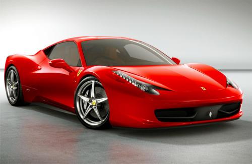 Ferrari 458 Italia Video 5