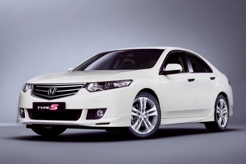 2009 Honda Accord Type S Honda Accord TypeS 1