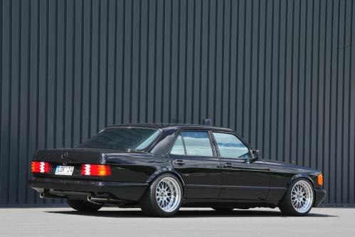 Cool 1983 mercedes s class by inden for Mercedes benz cool springs