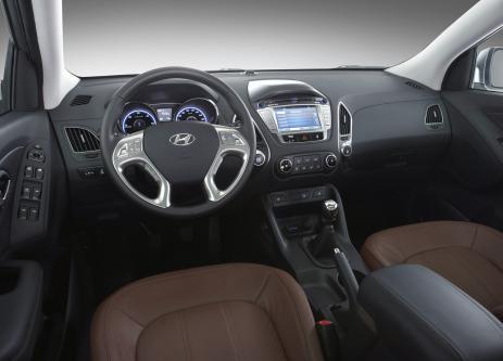 2010 Hyundai Tucson 2