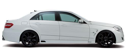 Lorinser Kit For 2010 Mercedes E Class Sedan