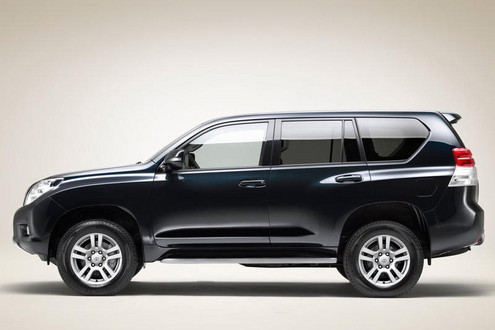 2010 Toyota Land Cruiser. 2010 Toyota Land Cruiser Prado