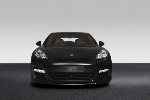 Porsche Panamera 4s Black. Porsche Panamera by TechART
