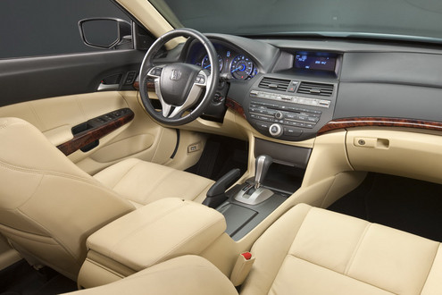 2010 Honda Accord Crosstour interior revealed 2010 Honda Accord Crosstour 2