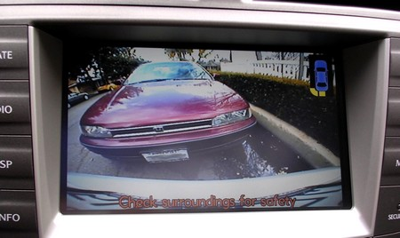 How to install backup camera in car