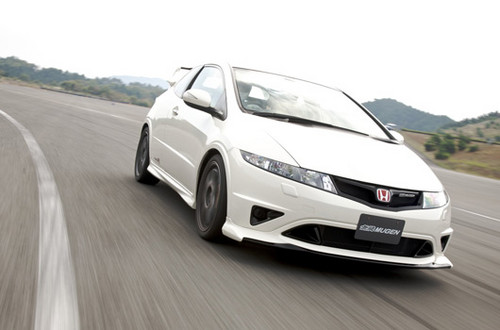 Honda Civic Type R Mugen Spoiler. Honda Civic Mugen Type R