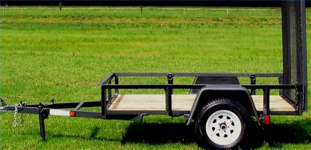 how to build and register a trailer