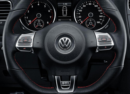 Volkswagen Golf GTI US Version 2010 2 at 2010 Golf GTI US Version