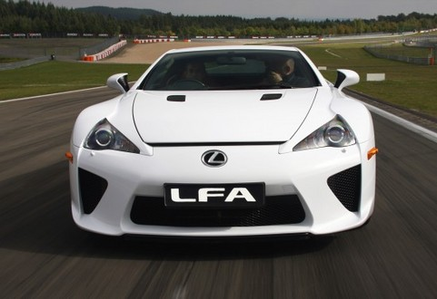 2010 Lexus LF A revealed in full   Video included lexus lfa 21
