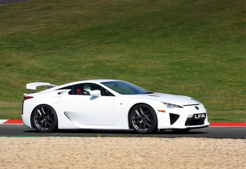 2010 Lexus LF A revealed in full   Video included lexus lfa 31