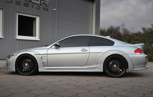 The 335-km/h G-POWER M6 HURRICANE is now based on the latest BMW M6.