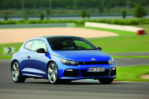 vw golf r and scirocco r pricing announced. Black Bedroom Furniture Sets. Home Design Ideas