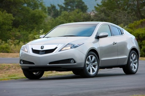 2010 acura zdx pricing and options announced. Black Bedroom Furniture Sets. Home Design Ideas