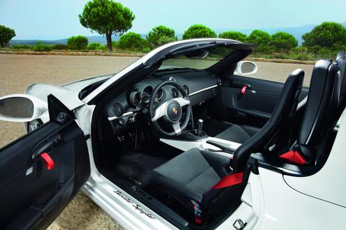Porsche Boxster Spyder. 2010 Porsche Boxster Spyder