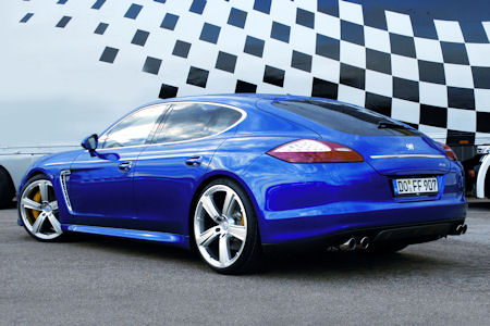 great looking Panamera (in