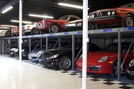 Car Collectors at Ca