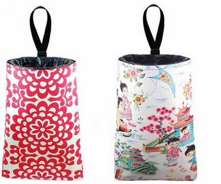 Car Litter Bag At