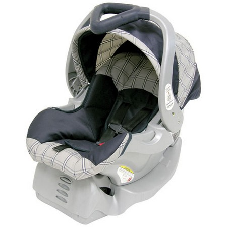 Infant Car Seat With Triangular Handle