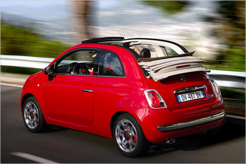 fiat 500 and 500c with new multijet diesel engine. Black Bedroom Furniture Sets. Home Design Ideas