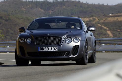 2010 Bentley Supersport on 2010 Bentley Continental Supersports At Bentley Continental
