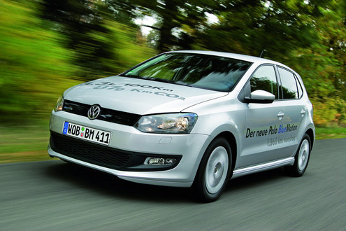 2010 vw polo bluemotion pricing announced. Black Bedroom Furniture Sets. Home Design Ideas