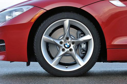 BMW Z4 wheel