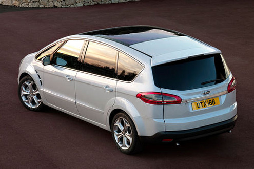 New Ford Galaxy 2010. S Max for 2010 Ford Galaxy
