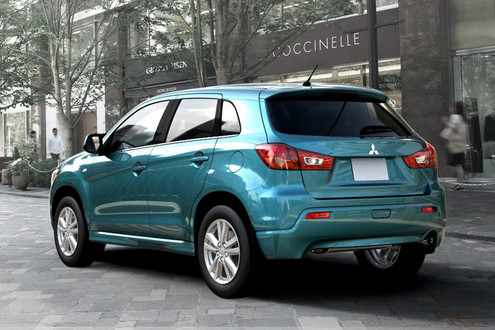Mitsubishi RVR 3 at First pictures of Mitsubishi RVR Crossover
