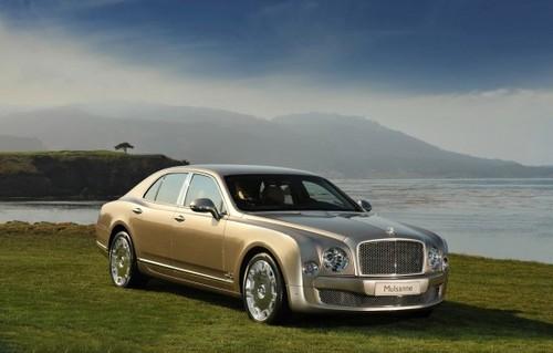 Bentley Mulsanne 2011. The all-new Bentley Mulsanne,